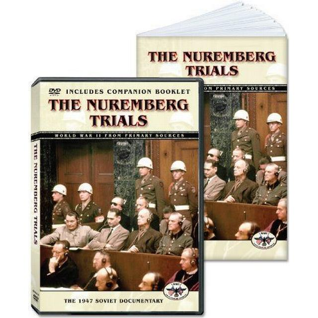 World War II -The Nuremburg Trials [DVD] [1945]
